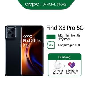 Điện thoại OPPO Find X3 Pro 5G (12GB 256GB) - Hàng chính hãng thumbnail