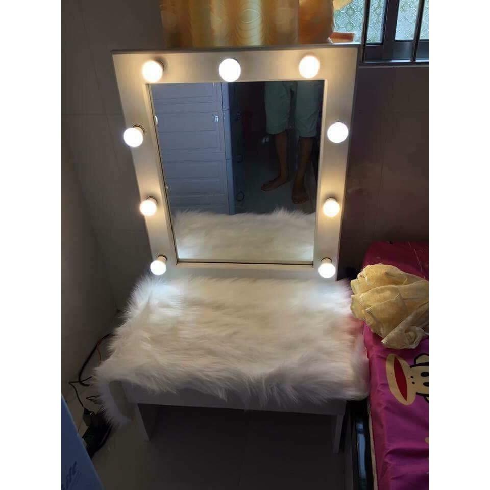 Thảm lông cao cấp -Thảm lông trang trí bàn trang điểm, lót tủ điện thoại, chụp ảnh sản phẩm, chụp nail, lót sàn