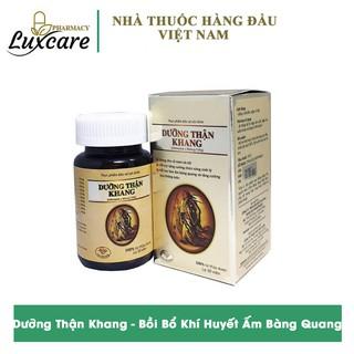 Dưỡng Thận Khang – Hỗ Trợ Sinh Lý, Làm Ấm Bàng Quang