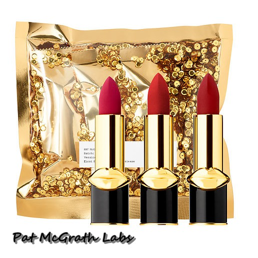 (Sẵn)  Tách Set Son Pat McGrath Labs MatteTrance Lipstick