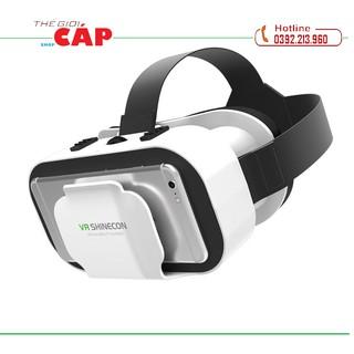 [Mã ELFLASH5 giảm 20K đơn 50K] Kính Thực Tế Ảo 3D VR Shinecon 5.0 Cao Cấp
