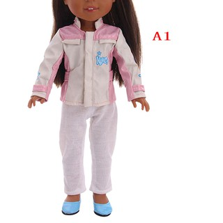 ❤❤Sports set fits 18 inch american dolls special clothes for girl gift