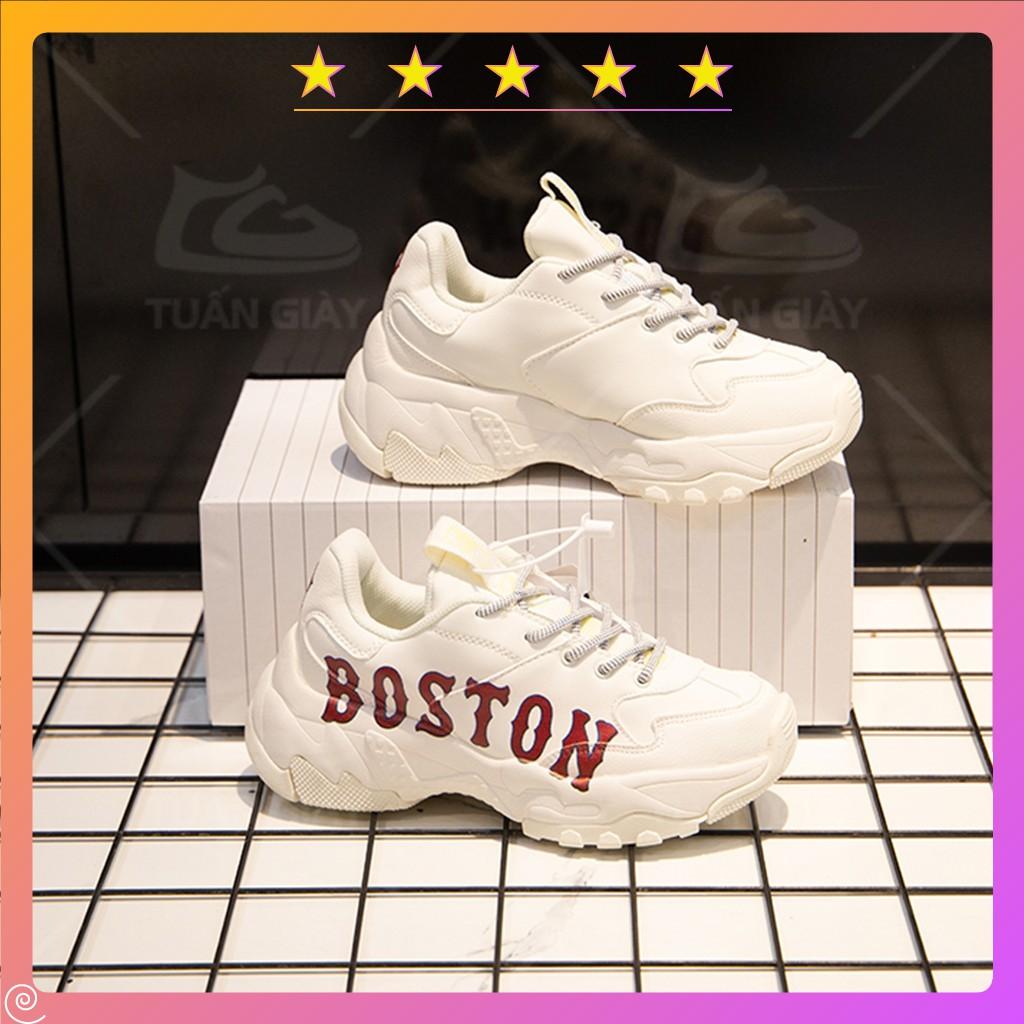 Giày thể thao M.L.B lên chân cực đẹp , dễ phối đồ , đủ size cho cả nữ và nam là mẫu giày sneaker đẹp nhất