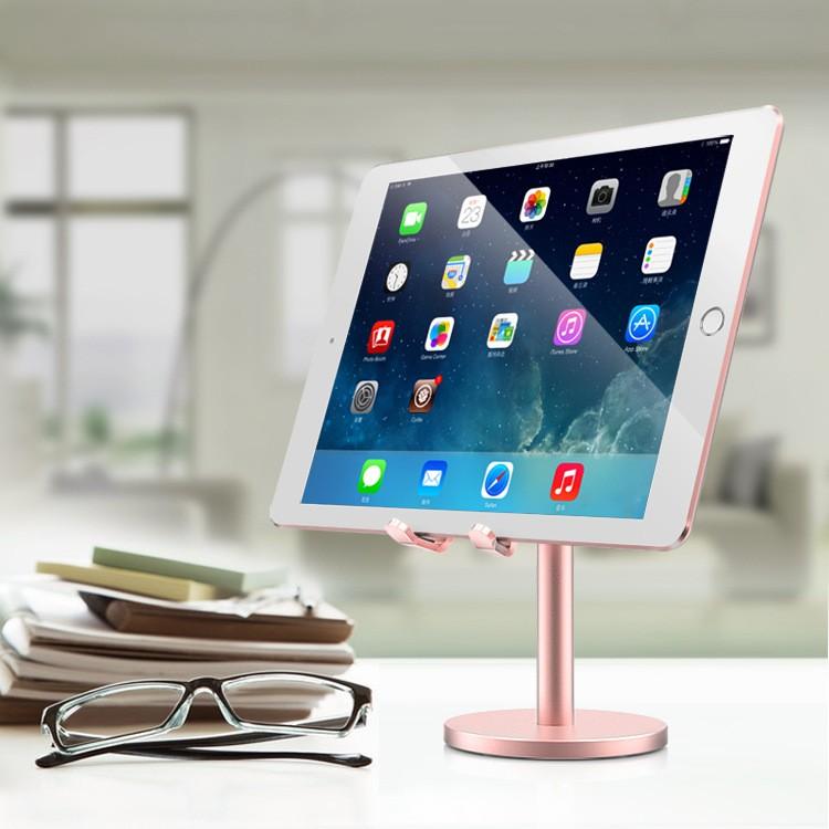 [Mã 2404EL10K giảm 10K đơn 20K] Stand nhôm kê iPhone/ iPad có thể thay đổi được góc nghiêng, độ cao