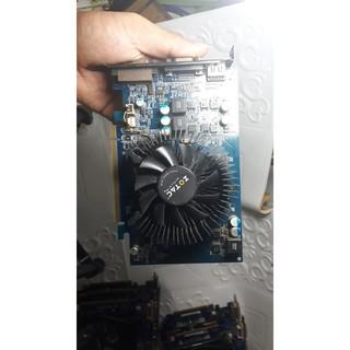 Card màn hình Galaxy GeForce GT 240 1 GDDR5 mod Fan zotac cũ mát thumbnail