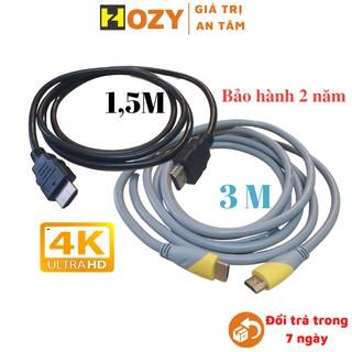Dây cáp HDMI tốc độ cao, dài từ 1,5M đến 3M