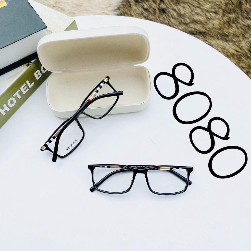 Gọng kính cận nam nữ cao cấp MS-8080( hỗ trợ cắt kính cận,viễn,lão )