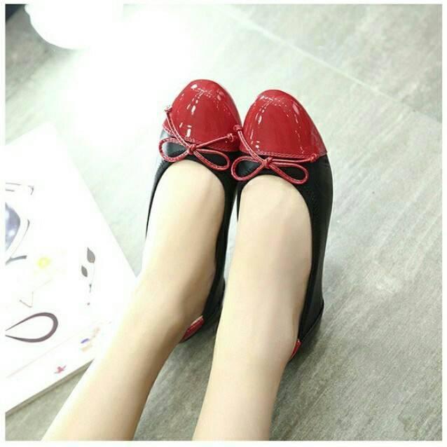 FOLLOW SHOP - GIÁ CHỈ TỪ 9K_Từ 13H ngày 25/12 giày búp bê điệu đà N19 mỗi khách chỉ đc mua 1 sp deal