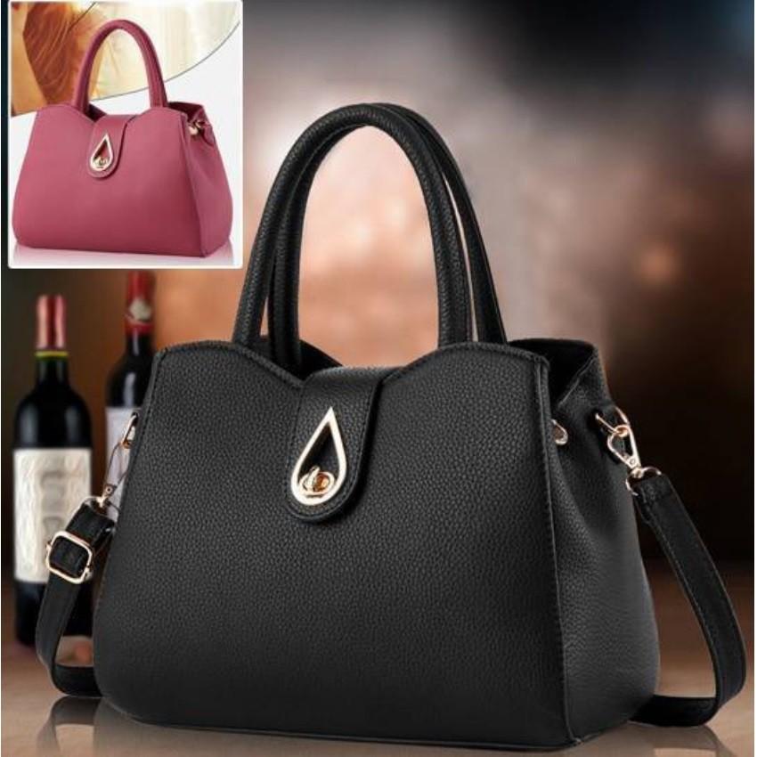 Túi xách nữ thời trang TU 984 (đen)
