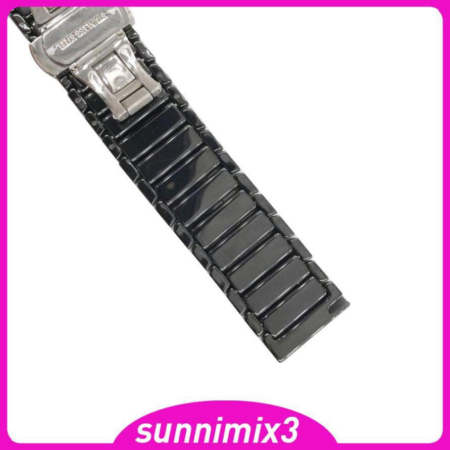 Dây Đeo Bằng Sứ 20mm Cho Đồng Hồ Thông Minh Samsung Gear S2 Classic, Garmin Vivomove, Moto 360 2 42mm