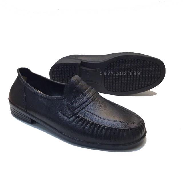 Giày nhựa nam đi mưa