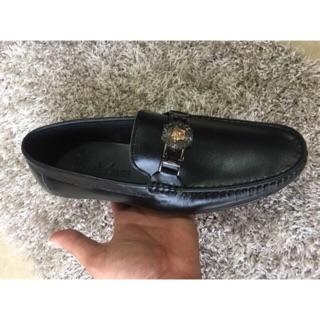 Giày lười da mẫu mới nhất năm 2018