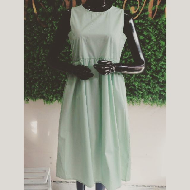 Đầm maxi dài