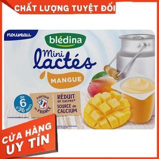 [Date xa] Sữa chua BLEDINA đủ vị date mới nhất - Hàng mới đi về đường Air thumbnail