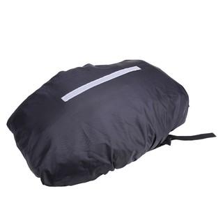 Áo bọc đi mưa chống thấm nước chống bụi phản quang dành cho ba lô du lịch 20-45L