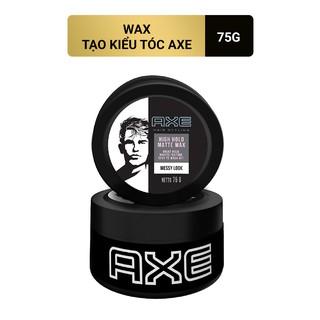 Wax tạo kiểu tóc AXE Messy Look 75g thumbnail
