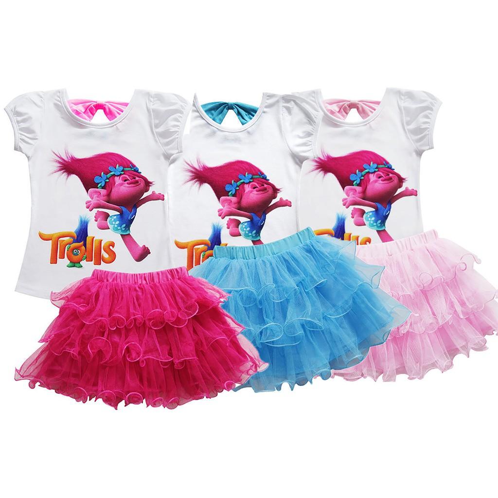 Bộ váy gồm 2 món áo thun tay ngắn họa tiết chú quỷ + váy dành cho bé gái - 14430801 , 1274791311 , 322_1274791311 , 223750 , Bo-vay-gom-2-mon-ao-thun-tay-ngan-hoa-tiet-chu-quy-vay-danh-cho-be-gai-322_1274791311 , shopee.vn , Bộ váy gồm 2 món áo thun tay ngắn họa tiết chú quỷ + váy dành cho bé gái