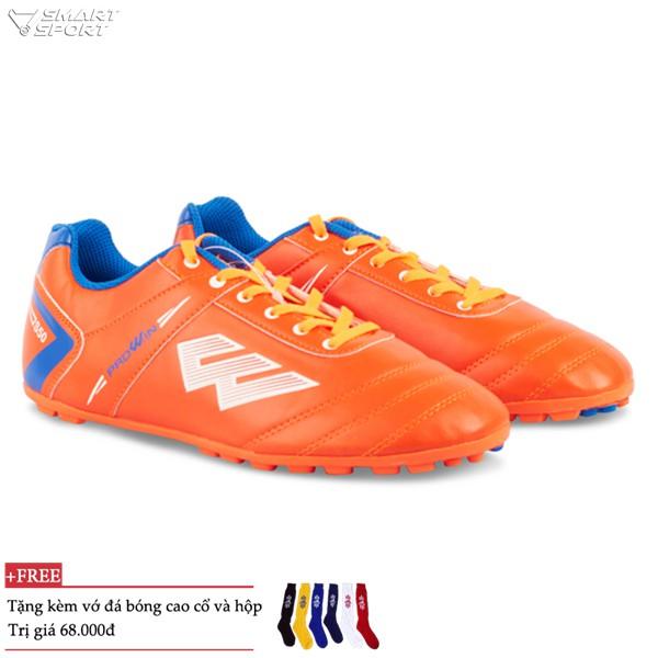 Giày đá bóng Prowin S50 cam - nhà phân phối chính từ hãng