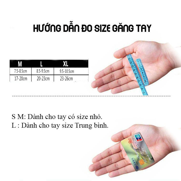 Găng Tay Tập GYM, Bao Tay Thể Thao, Xe Máy Chuyên Nghiệp - Hàng nhập khẩu