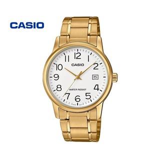 Đồng hồ nam CASIO MTP-V002G-7B2UDF chính hãng - Bảo hành 1 năm, Thay pin miễn phí