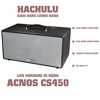 Loa karaoke di động Acnos CS450 - Hàng chính hãng, bảo hành 12 tháng thumbnail