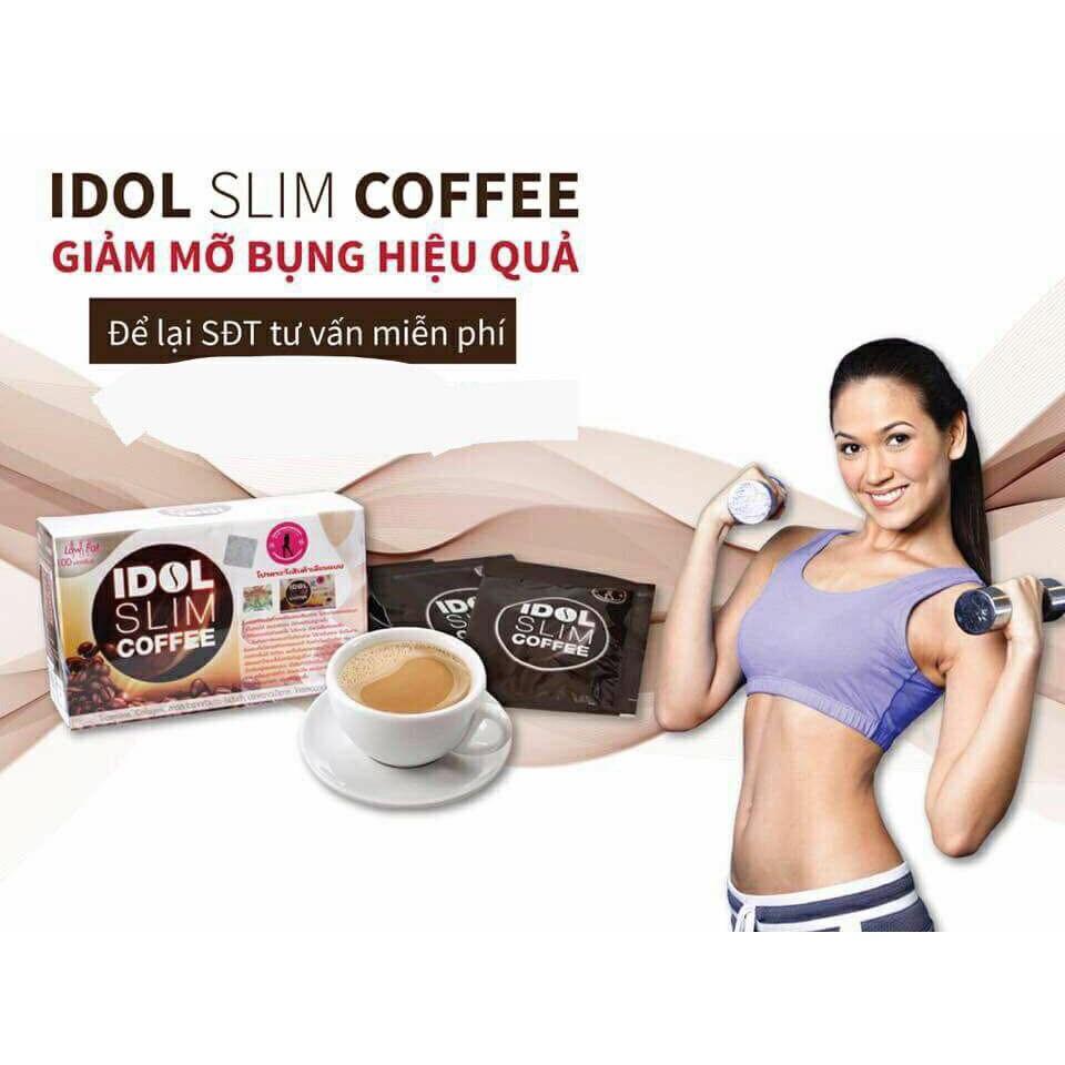 Sỉ cafe giảm cân Idol (chính hãng Thái Lan) - 3110405 , 706233460 , 322_706233460 , 80000 , Si-cafe-giam-can-Idol-chinh-hang-Thai-Lan-322_706233460 , shopee.vn , Sỉ cafe giảm cân Idol (chính hãng Thái Lan)