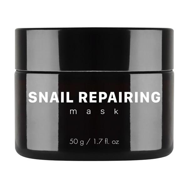 Mặt nạ Ốc sên Snail Repairing Narguerite 30gr phục hồi làn da hư tổn và dưỡng da trắng mịn