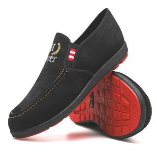 [FULL BOX Kèm ảnh thật phía sau] Giày lười, giày mọi nam lịch lãm.