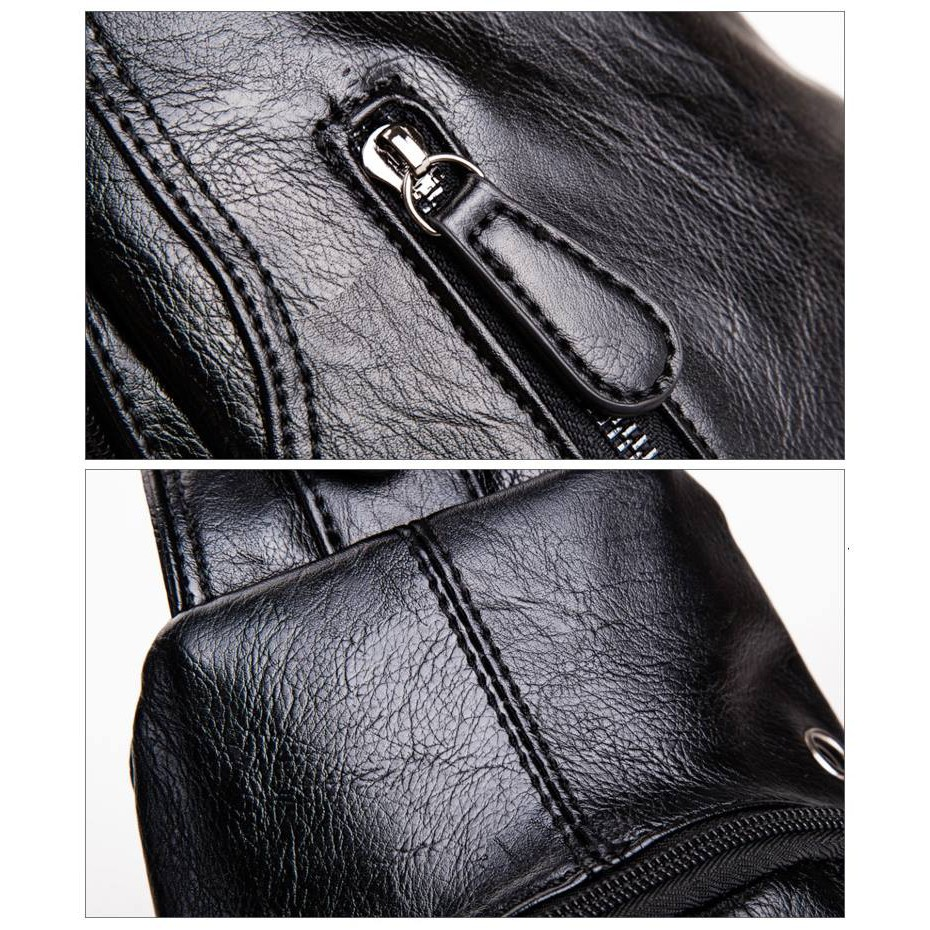 Túi đeo chéo da Hot Trend