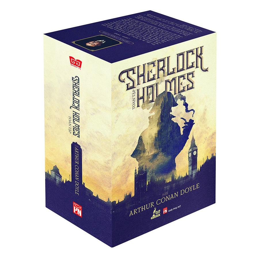 Sách - Sherlock Holmes (Trọn Bộ 3 Tập)