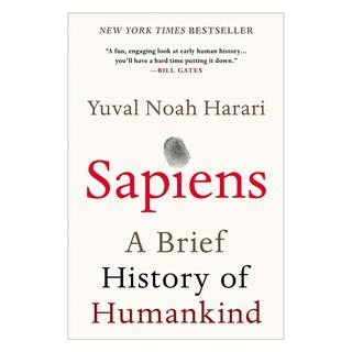 Sách Ngoại Văn Sapiens ( Phiên bản Tiếng Anh) thumbnail