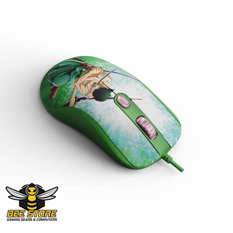 [Mã SKAMPUSHA7 giảm 8% đơn 250k]Chuột gaming AKKO AG325 Zoro   One Piece   Hàng chính hãng bảo hành 12 tháng