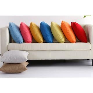 Vỏ gối sofa tựa lưng cao cấp (không kèm ruột) thumbnail