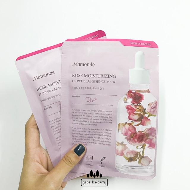 Mặt nạ giấy tinh chất hoa Mamonde Flower Lab Essence Mask - 2626783 , 1308252480 , 322_1308252480 , 28000 , Mat-na-giay-tinh-chat-hoa-Mamonde-Flower-Lab-Essence-Mask-322_1308252480 , shopee.vn , Mặt nạ giấy tinh chất hoa Mamonde Flower Lab Essence Mask