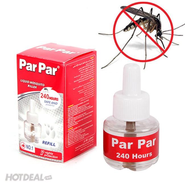 Tinh dầu đuổi muỗi parpar 480h (HÀNG LOẠI 1)