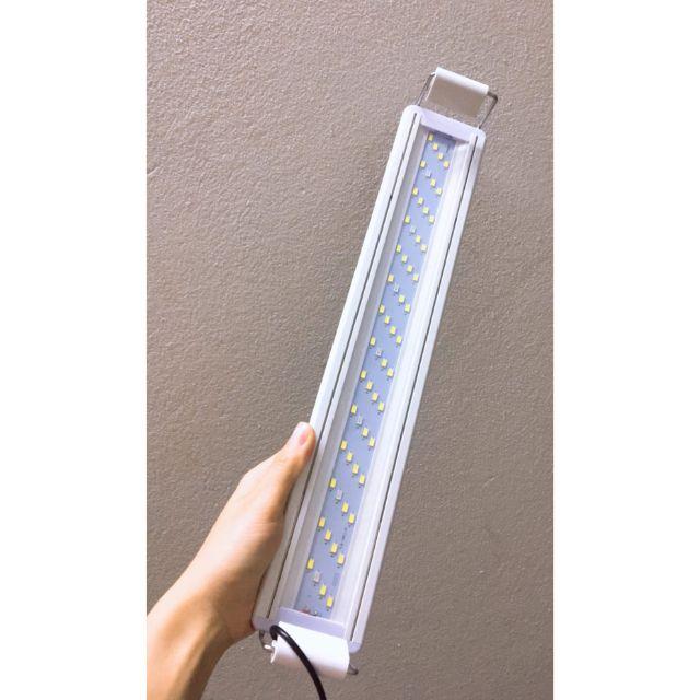 [Mã PET11K giảm 11K đơn 110K] Đèn led máng dành cho bể thủy sinh 20cm, 30cm, 40cm, 50cm, 60cm