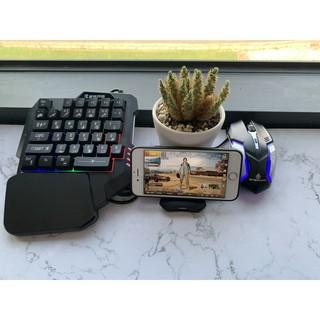 Combo Bộ Chuyển Đổi Gaming Các Trò PUBG, FREEFIRE, CODM dành cho Androi và IOS Như PC