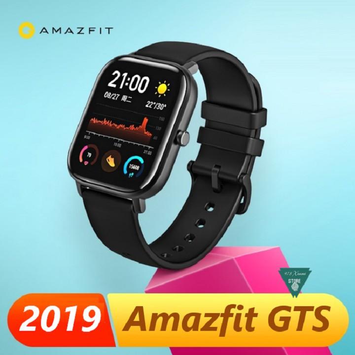 [QUỐC TẾ / NỘI ĐỊA] Đồng hồ thông minh Xiaomi Amazfit GTS - Đồng Hồ Xiaomi Amazfi