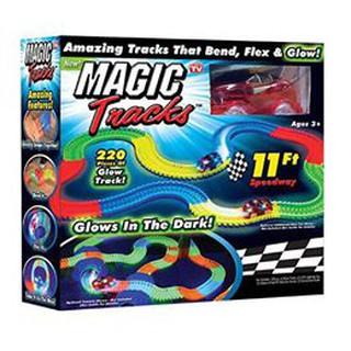 BỘ LẮP GHÉP ĐƯỜNG ĐUA Ô TÔ MAGIC TRACKS PCS1