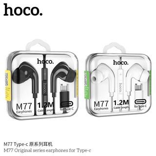 Tai Nghe Hoco M77 Cho Các Dòng Iphone/Android - Bảo Hành 12 Tháng