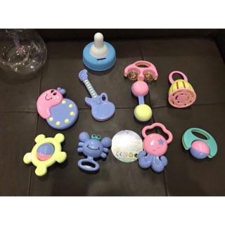 Bộ đồ chơi 9 món binh sưa cho bé cực yêu