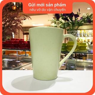 Cốc uống cà phê cỡ lớn bằng sứ - Cốc đại 350 ml - Gốm sứ Hải Long