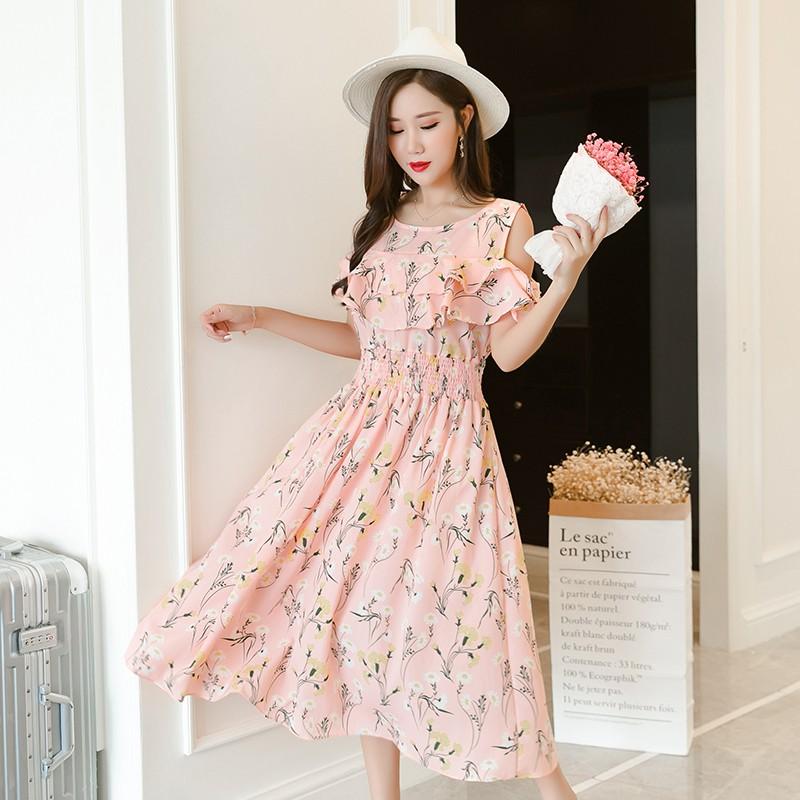 Đầm bầu , váy bầu dễ thương nâng động thích hợp co dự tiệc du lịch công sở