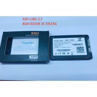 SSD 120G Vaseky 2.5 thumbnail