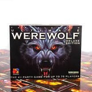 Combo 02 bộ bài ma sói Ultimate Deluxe và Ma sói Characters Việt Hóa giá rẻ LMS(591)