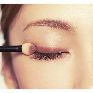Cọ Mắt 2 Đầu Cán Dài Vacosi E2E Vacosi Makeup House E2E 5