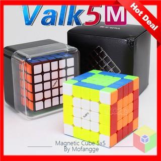 Đồ chơi Rubik cao cấp 5x5x5 QiYi Valk 5 M – Rubik 5x5x5 The Valk 5M mod nam châm bởi hãng QiYi