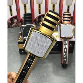 [Mã ELFLASH5 giảm 20K đơn 50K] [Xả Kho3 ngày ] Micro Karaoke Kiêm Loa Bluetooth SD17 Hàng Chuẩn Chính Hãng