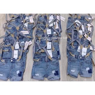 Yếm Jean lửng H&M