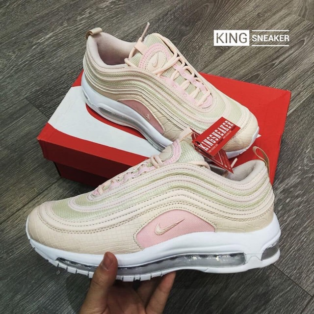 Giày nike air max 97 pink color